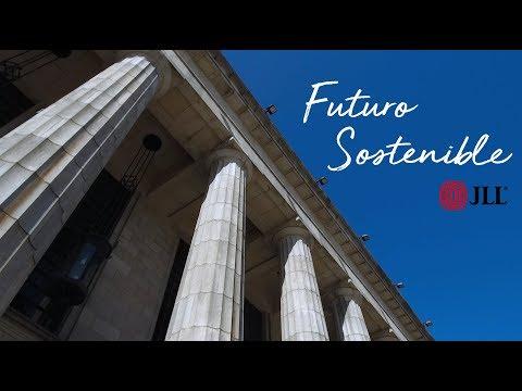 En #JLL le apostamos a un futuro sostenible