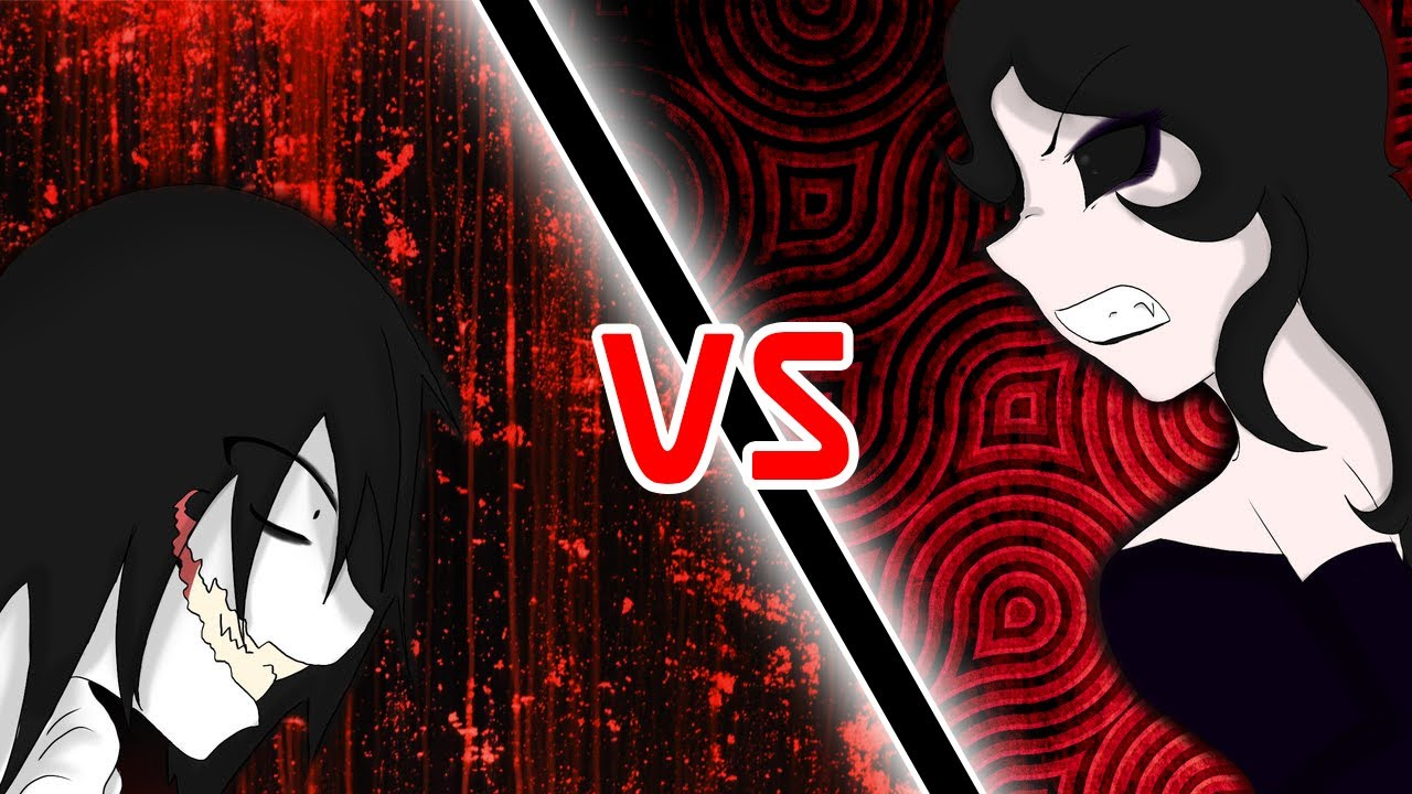 Special-Creepypasta | Jeff the Killer vs Jane the Killer ...