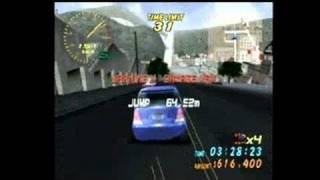 Super Runabout: San Francisco Edition Dreamcast Gameplay
