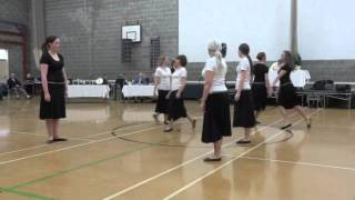 Mrs Stewart of Fasnacloich - RSCDS Edinburgh @ Newcastle Scottish country dance Festival 2012