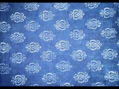 Block Printing & Fabric natural dyeing DESIGNS.wmv Sindhi, Pakistan