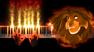 Hans Zimmer Lion King - Mufasa 39 s Theme Piano Version.mp3
