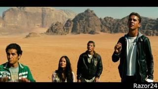 Transformers 2 - Egypt scene Transformers Revenge of the Fallen