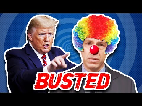 BUSTED: CNN Clown Makes A Complete Fool Of Himself
