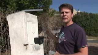 Diy Solar Power Automatic Gate