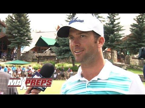 Lucas Black Interview - 25th Annual American Century Championship