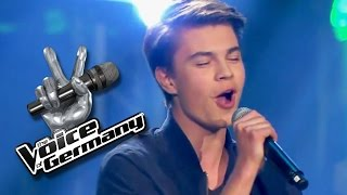 A Thousand Miles - Vanessa Carlton | Linus Bruhn Cover | The Voice of Germany 2015 |  Audition