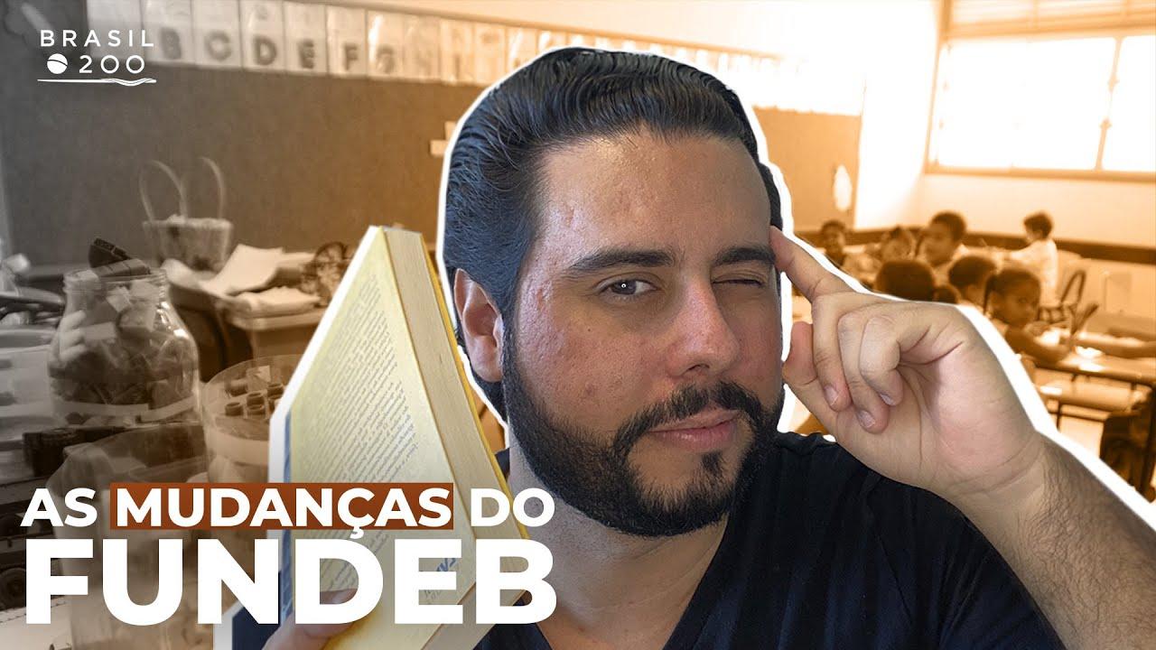 O FUNDEB e a educação brasileira.