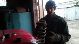 Qanday springs o'zgaruvchan holda mashina ko'tarishga ? VTC TUNING KLUBI #15