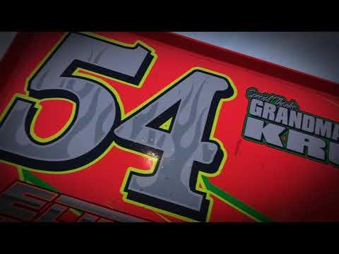 Trey Gropp Warm up at I 80 Speedway