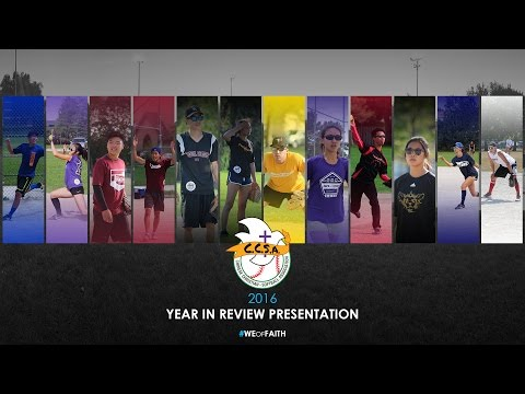 2016 CCSA Year in Review Presentation