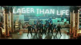 "NetOnNet feat Backstreet Boys ""Lager Than Life"""
