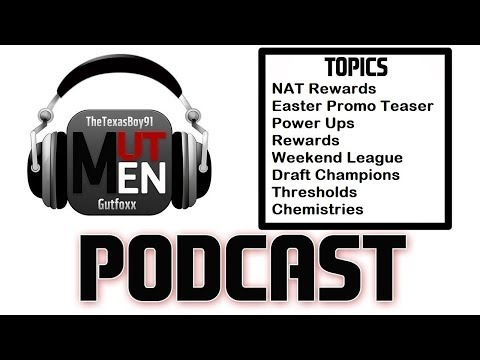 THE MUT MEN MADDEN PODCAST 104 WITH EA PRODUCER JAKE STEIN!