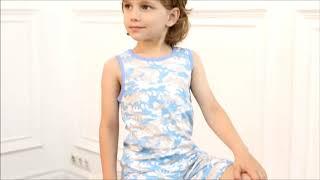 Пижама с динозаврами для мальчика (2840617) / Детская одежда от производителя КотМарКот