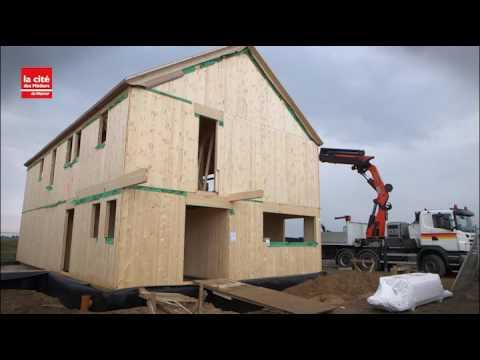 Vido Mtier Constructeur De Maison  Ossature Bois  Youtube