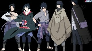Sasuke - All Forms