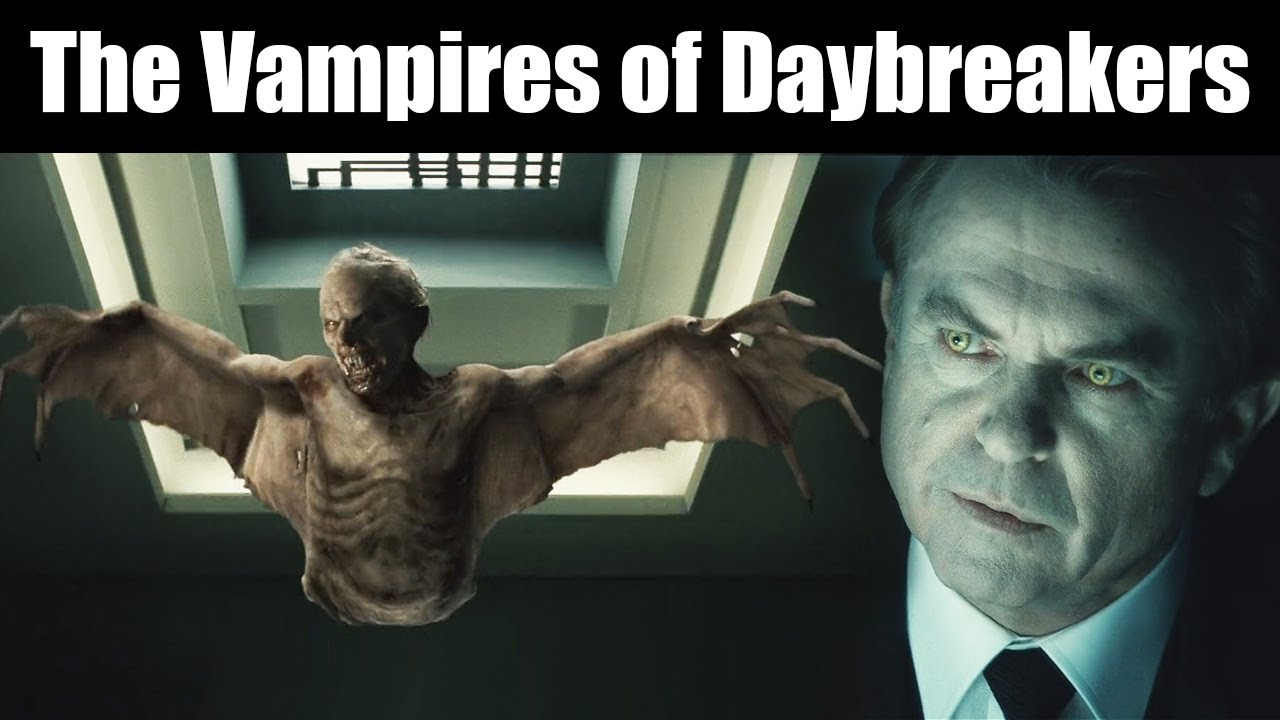 Download The Vampires of The Movie Daybreakers (2009)