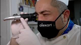 Alexart svela il nuovo logo e lancia la seconda gelateria sul porto di Bisceglie