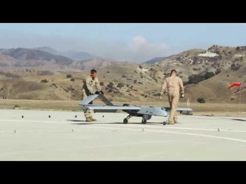 Marines UAV Training - YouTube