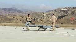 Marines UAV Training