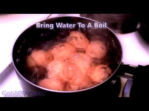 How Long To Boil Eggs Hard Boiled
