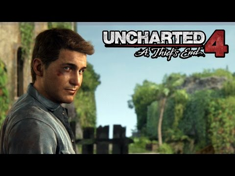 UNCHARTED 4 - Capítulo 2: Lugar Infernal - Gameplay em Português PT-BR!