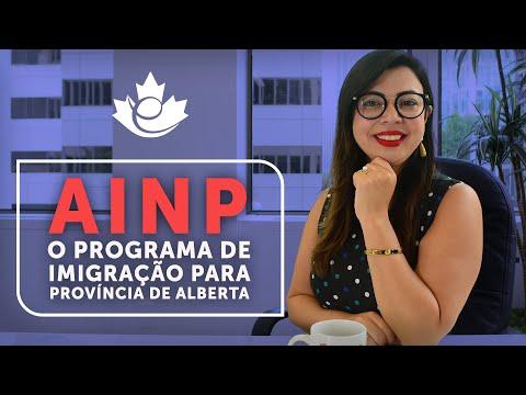 CONHEÇA O PROGRAMA DE IMIGRAÇÃO DA PROVINCIA DE ALBERTA