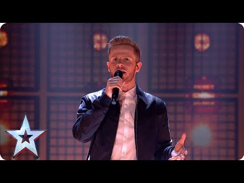 Mark McMullan's moving performance gives us all goosebumps | Semi-Final | BGT 2019