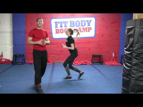 Bootcamp Workout Routines For Women - Minneapolis Personal Training