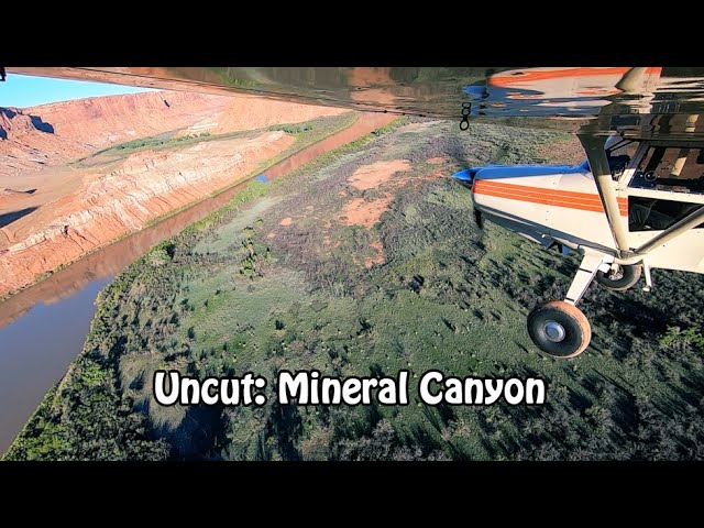 Uncut: Departing Mineral Canyon