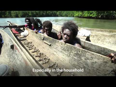 Women do all the work. Solomon Islands—thinkEQUAL