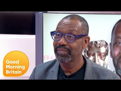 Lenny Henry on Starting His Career as a Fearless 16-Year-Old | Good Morning Britain
