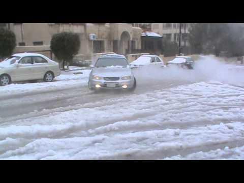 اقوى تخميس في الثلوج Best Drift in Snow