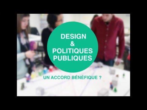 Le design social et le design des politiques publiques