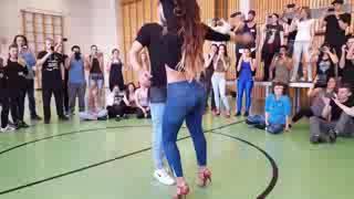 رقص جميل علي اغاني الراي