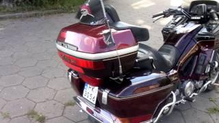 yamaha xvz1300 royale venture 1992