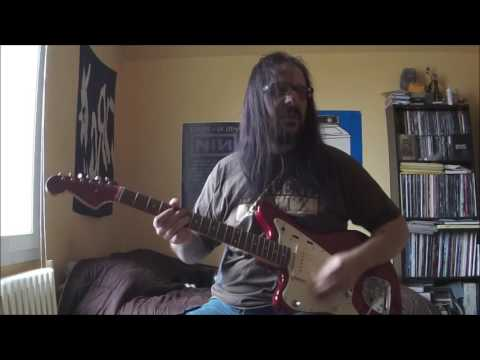 Marlene Kuntz - fecondità - guitar cover HD