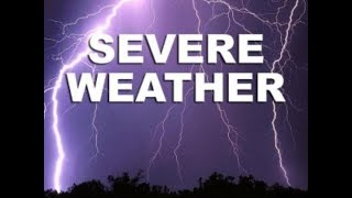 Severe Weather Watches Are up! Weather with J7409