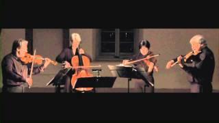 Ludwig van Beethoven: String Quartet No.16 in F major, Op.135 - BeethovenQuartett (Full HD 1080p)