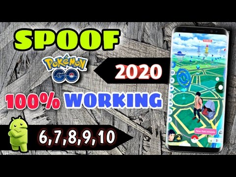 How To Spoof Pokemon Go In Any Android || Spoof Pokemon Go In May 2020 ||  Joystick For Pokemon Go