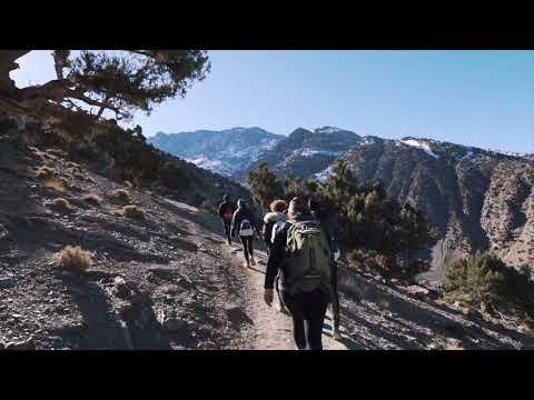 #TVPMorocco: Hiking in the Atlas Mountains