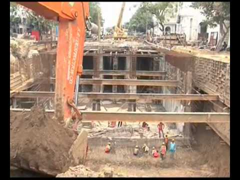 Connaught Place   A painful makeover
