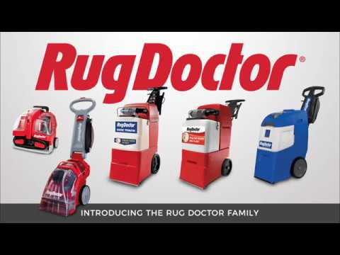 Frequently Asked Questions Rug Doctor