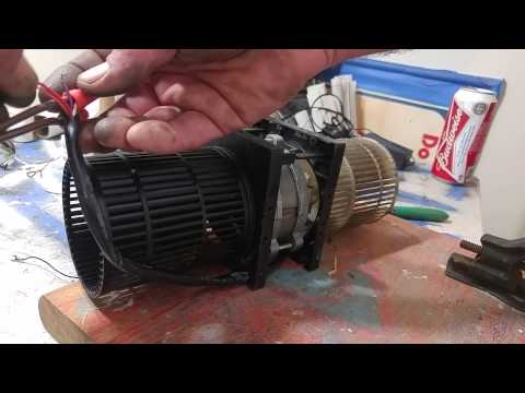 How to wire an OTR microwave vent fan