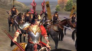 Kessen III - Siege of Inabayama Castle