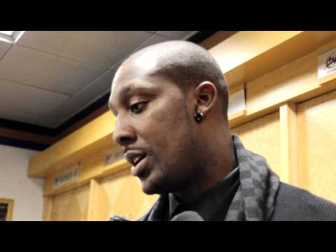 01/15/2011 Andray Blatche postgame interview