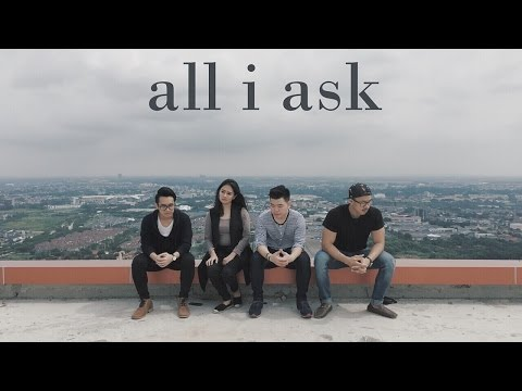 Adele - All I Ask (eclat ft Nerissa Pamela & Joshua Kresna cover)