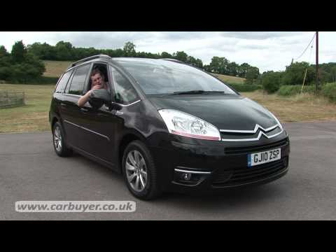 Citroen C4 Grand Picasso MPV 2007-2013 review - Carbuyer