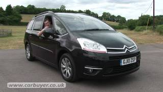 Citroen C4 Grand Picasso review - CarBuyer