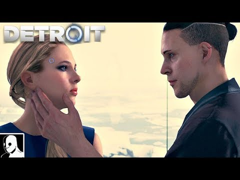Detroit Become Human Gameplay German #22 - Erfinder der Androiden - Let's Play Detroit Become Human
